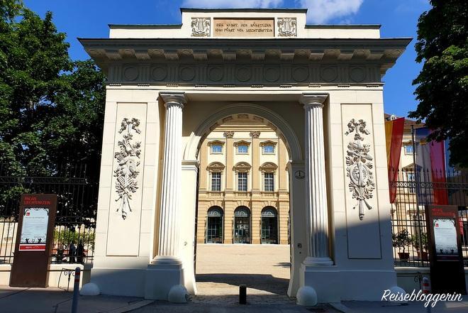 Sommerpalais der Familie Liechtenstein