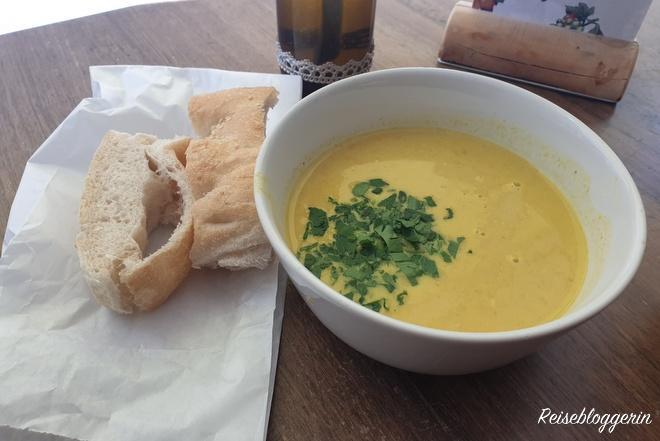 Suppenwirtschaft in der Servitengasse