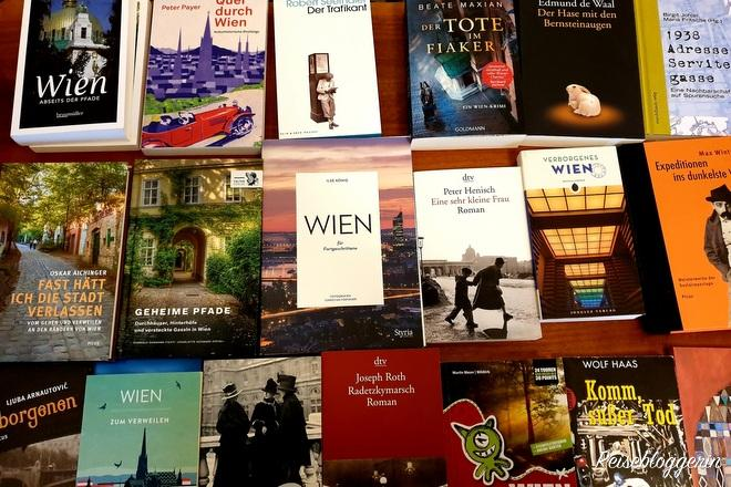 Buchempfehlungen über Wien