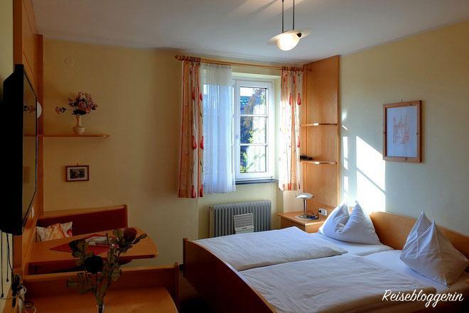Mein Zimmer im Hotel Hubertus in Freistadt