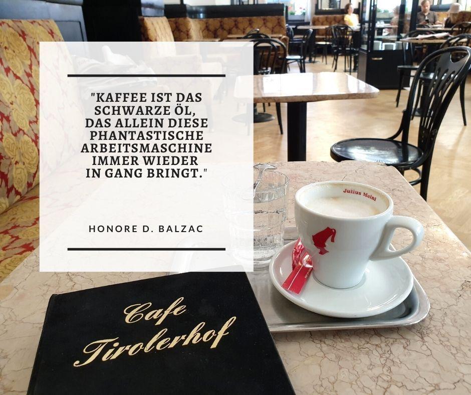 Kaffee Zitat