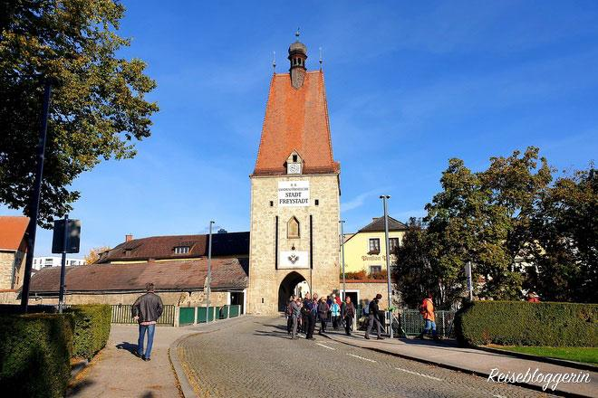 Linzer Tor  - Das Wahrzeichen von Freistadt