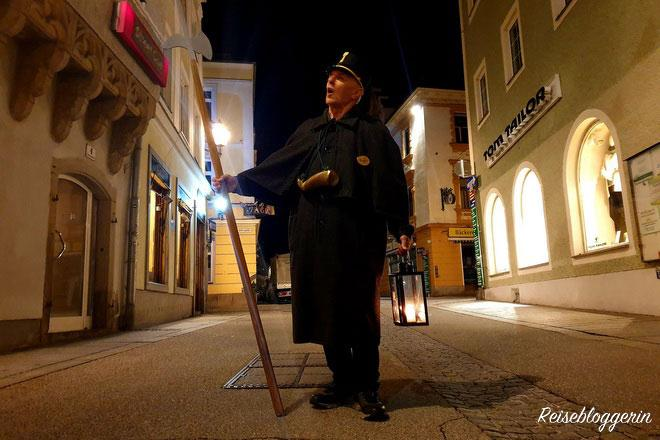 Nachtwächter in Freistadt