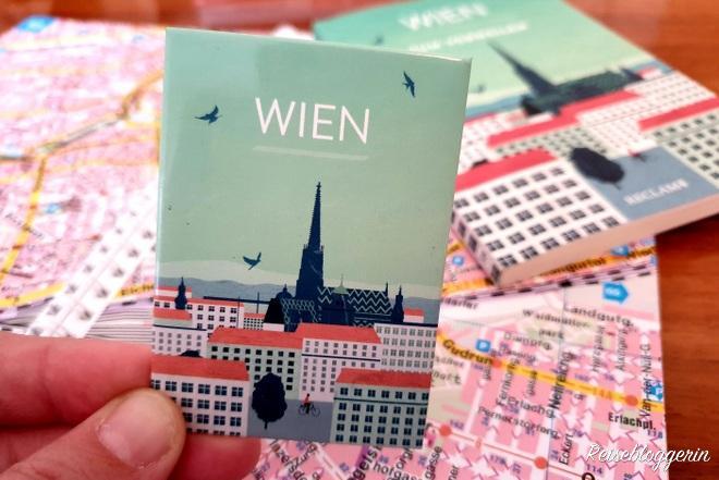 Wien Magnet