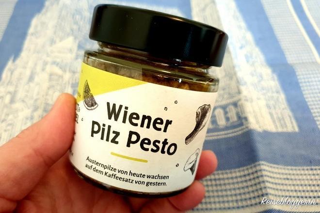 Wiener Pilz Pesto