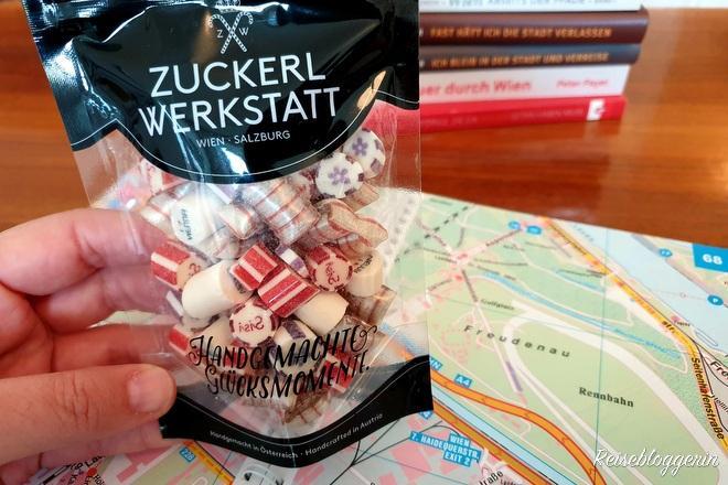 Zuckerl aus der Wiener Zuckerlwerkstatt