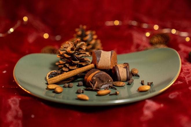 Weihnachtsplätzchen Biberle