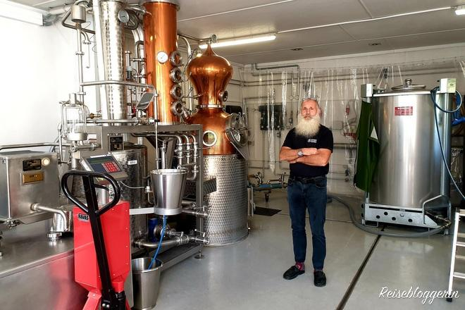 Biobrennerei Thauerböck