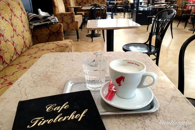Cafe Tirolerhof in Wien