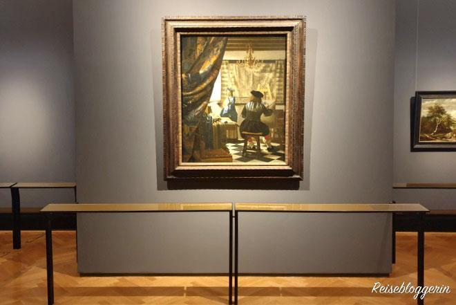 Die Malkunst von Vermeer