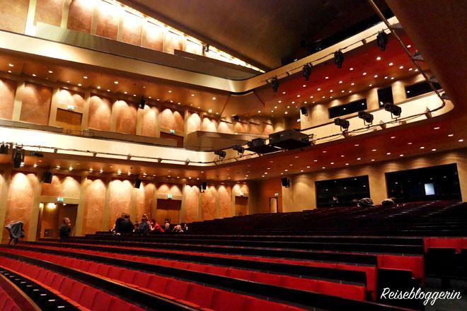 Großer Festspielsaal in Salzburg