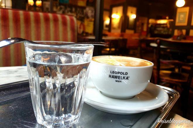 Hawelka in Wien