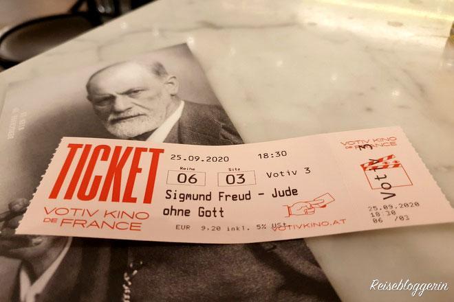 Kino Ticket vom Votivkino