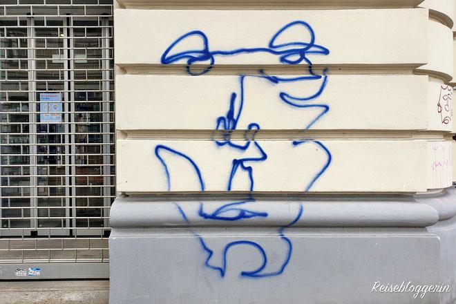 Street Art in Wien