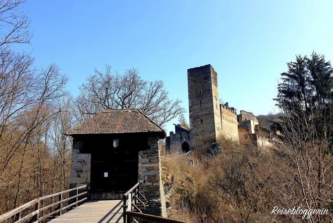 Burg Kaja im Thayatal