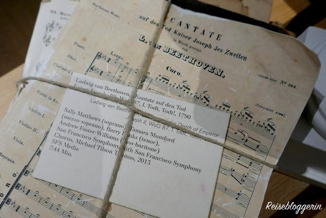 Beethoven Noten