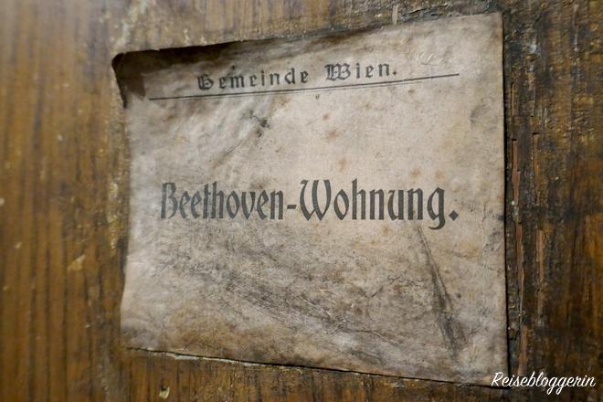 Beethoven Wohnung