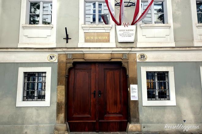 Josef Haydn Haus in Wien