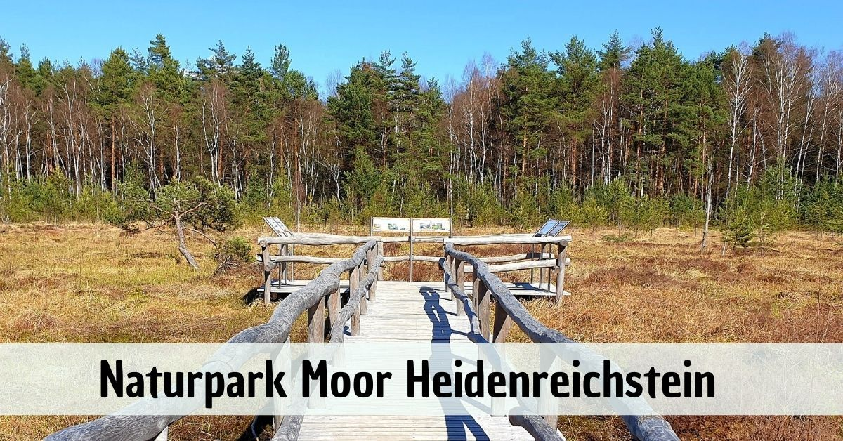 Naturpark Moor Heidenreichstein