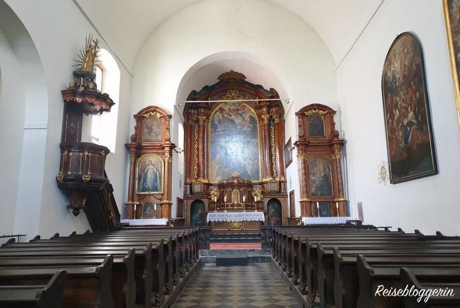 Antoniuskirche im Volkskundemuseum Graz
