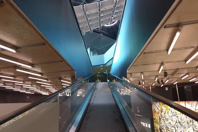 im Kunsthaus Graz