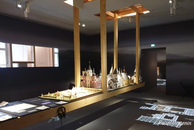 Schauraum im Museum für Geschichte Graz