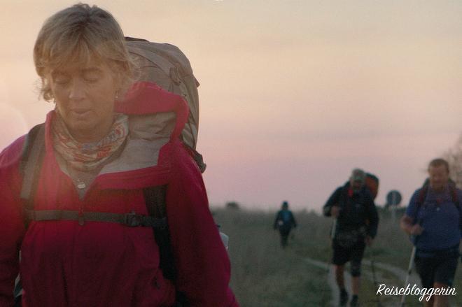 Himmel über dem Camino - Ein Film über den Jakobsweg - Copyright Foto Lunafilm