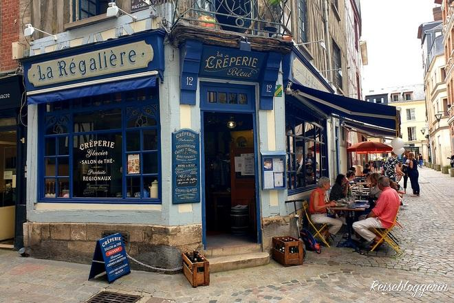 Ecklokal in Rouen