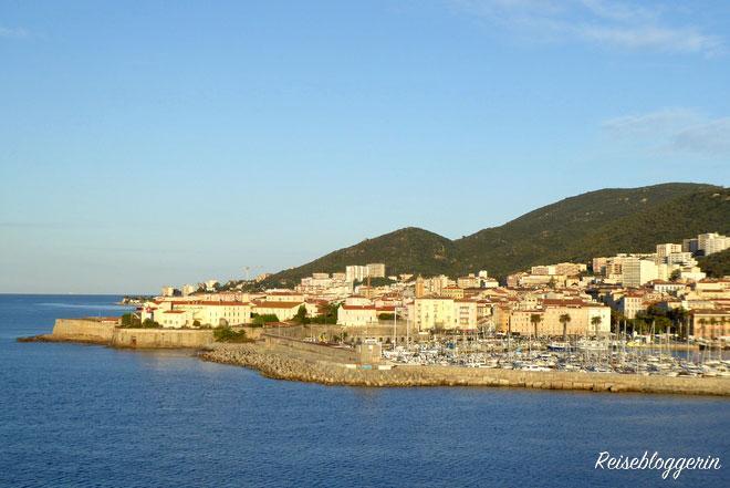 Ajaccio auf Korsika