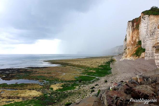 Ebbe an der Alabasterküste