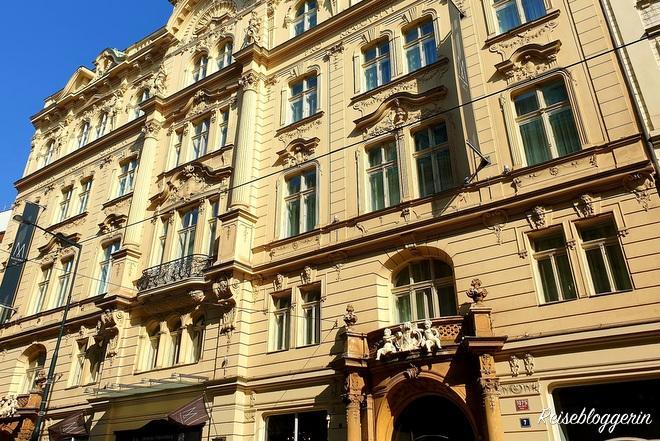 Arbeitsstätte Franz Kafka in Prag