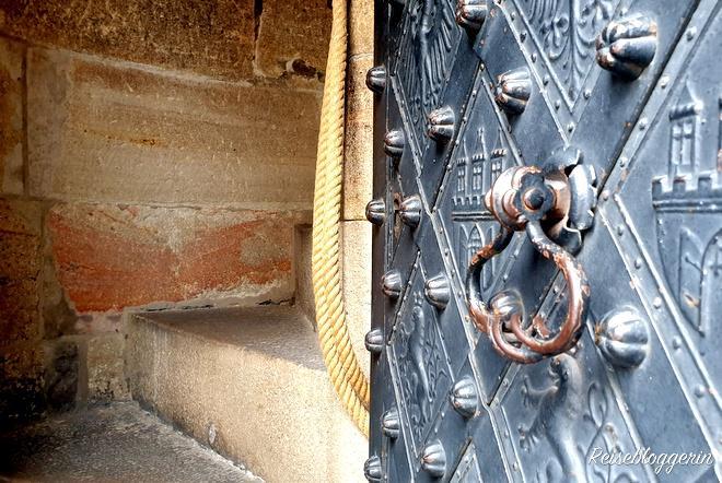 Aufgang zum Pulverturm