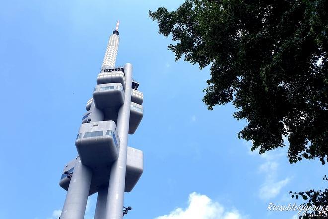 Fernsehturm in Prag