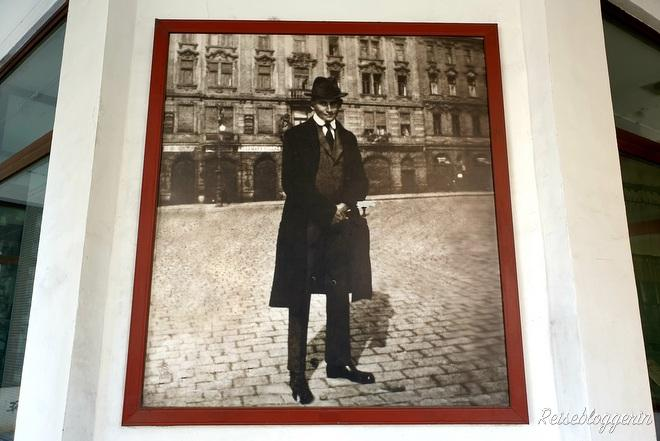 Ein Bild von Franz Kafka