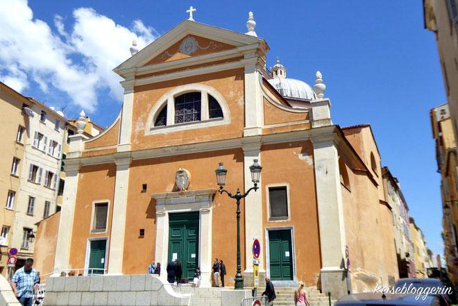 Kirche in Ajaccio