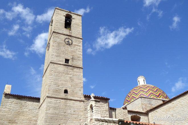 Kirche in Olbia auf Sardinien