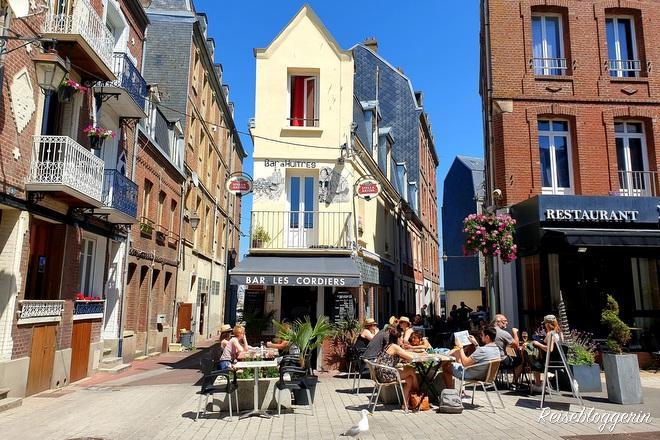 Restaurant in Le Treport