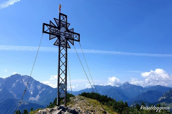 Gipfelkreuz Storschitz