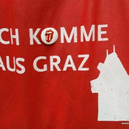 Ich komme aus Graz