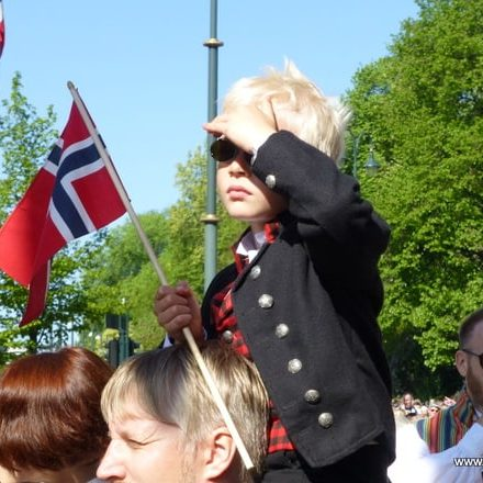 Nationalfeiertag in Oslo