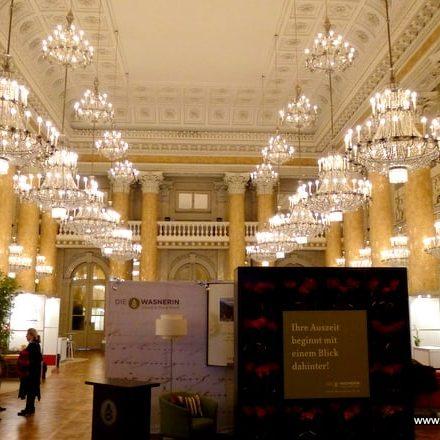 Der Reisesalon in Wien